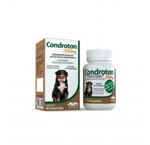 Condroton 1000mg com 60 Comprimidos Vetnil