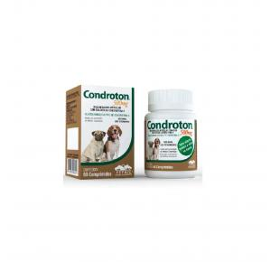 Condroton 500 mg com 60 Comprimidos Vetnil