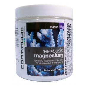 Suplemento Continuum Reef Basis Magnesium Dry 200g
