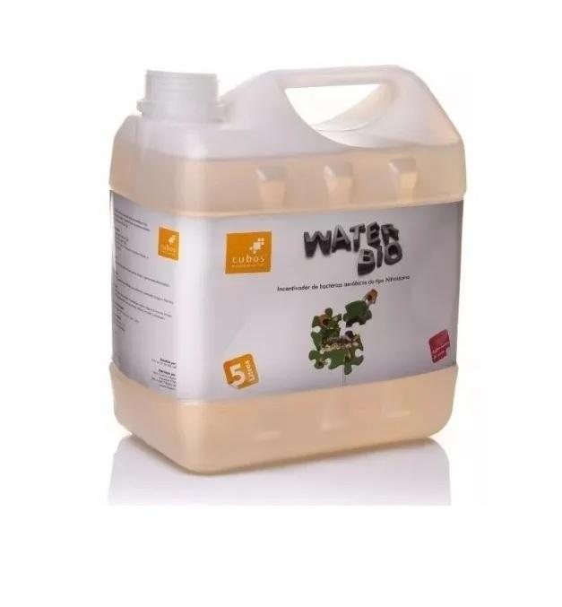 Cubos Water Bio 5 Litros (biologia Para Lagos)
