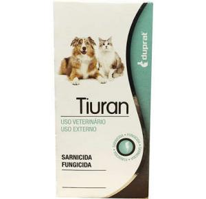 Solução Sarnicida Duprat Tiuran para Cães e Gatos