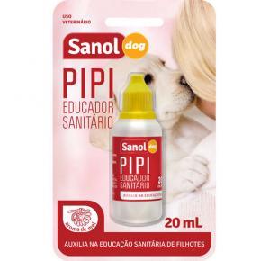 Educador Sanitário Pipi Sanol - 20 mL