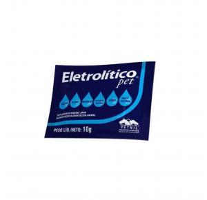 Eletrolítico Pet 10gr Vetnil
