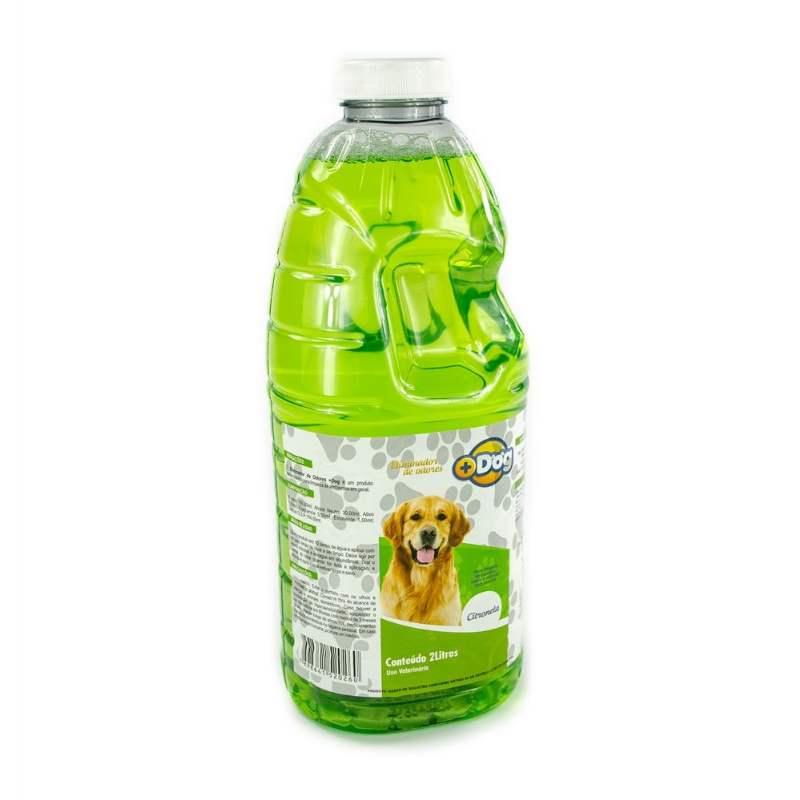 Eliminador De Odores Mais Dog Cintronela 2 Litros