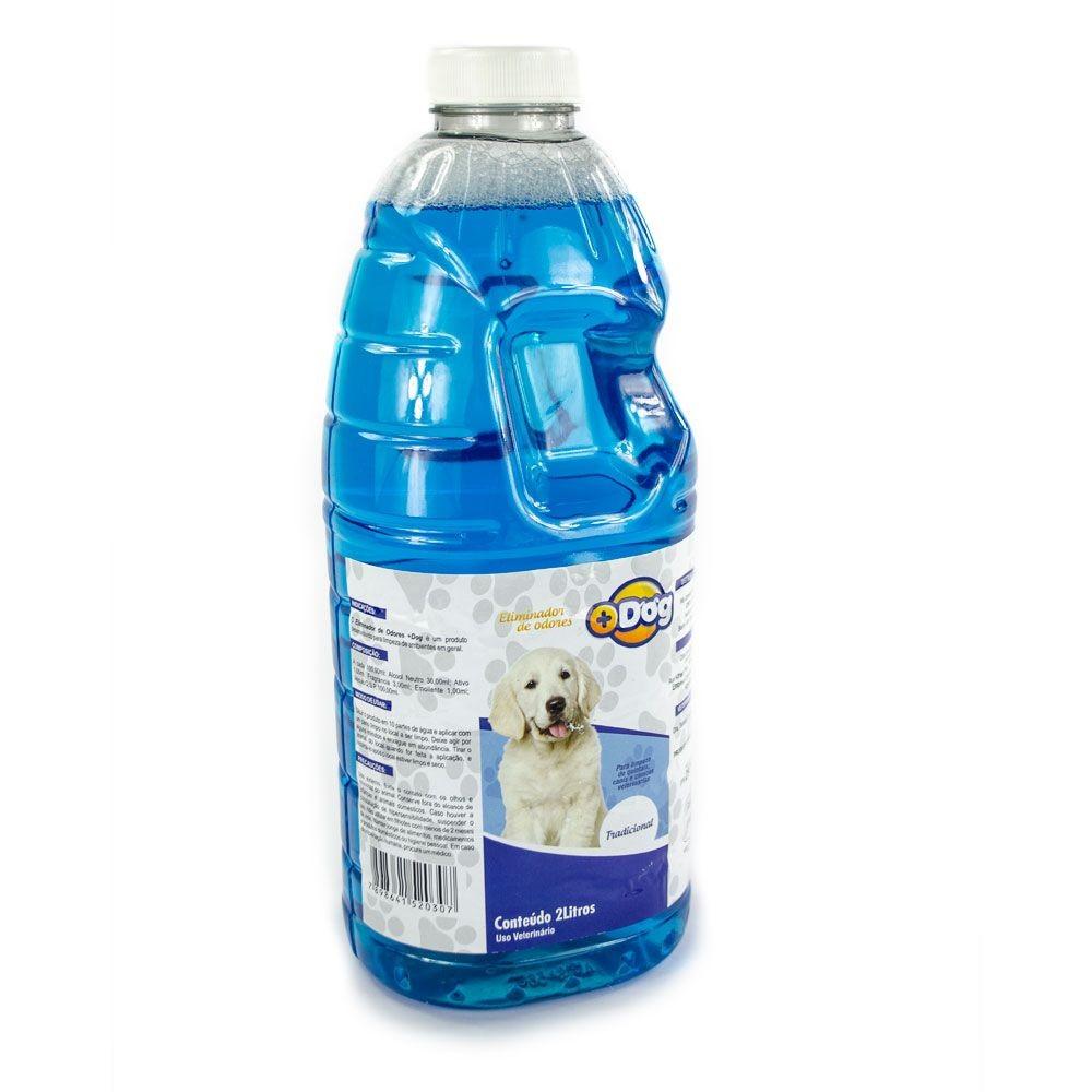 Eliminador De Odores Mais Dog Tradicional 2 Litros