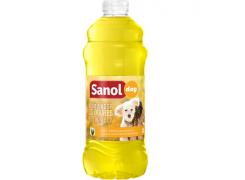 Eliminador De Odores Sanol Dog Citronela