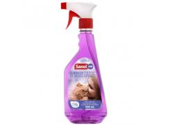 Eliminador de Odores Sanol Gatos Gatilho 500mL
