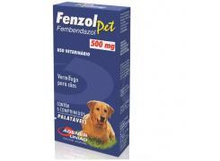 Vermífugo Fenzol Agener União (6 Comprimidos)