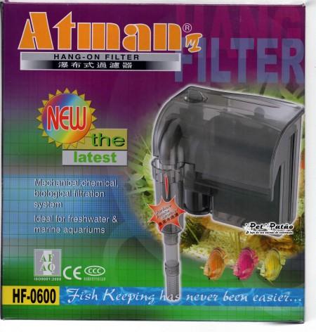 Filtro Externo Atman Hf-0600 110v
