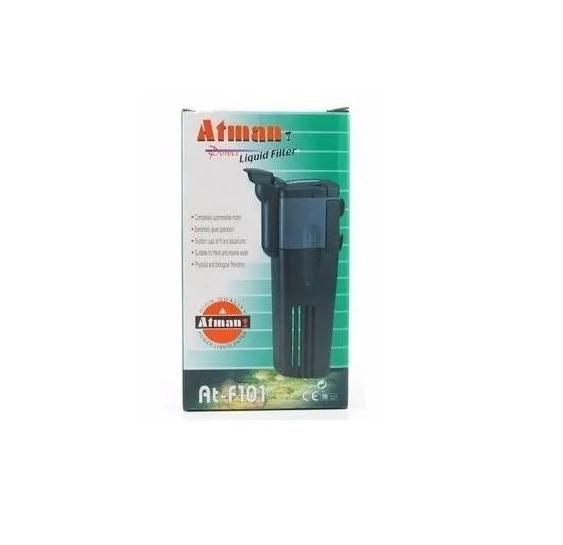 Filtro Interno para aquário AT-F101 400 l/h Atman