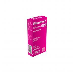 Flamavet para Gatos 0,2mg com 10 Comprimidos Agener União
