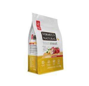 Formula Natural Fresh Meat Gato Castrado Carne 7Kg Adimax