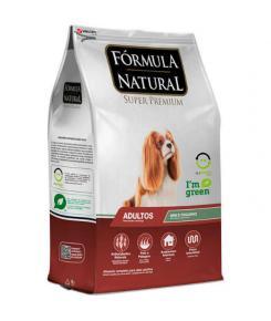 Fórmula Natural Super Premium Cães Adultos Portes Mini e Pequeno 7kg