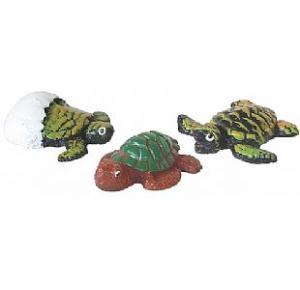 Enfeite Para Aquário Tartaruga Da Terra Ref 056 Lester