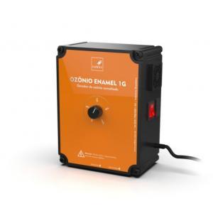 Gerador De Ozônio Lagos Cubos Enamel 1g Com Venturi -220v