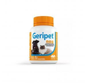 Geripet 30 com Comprimidos Vetnil