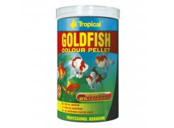 Goldfish Color Pellet 90g - Tropical