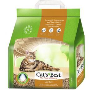 Areia Higiênica Cat's Best Comfort para Gatos 4,3 kg