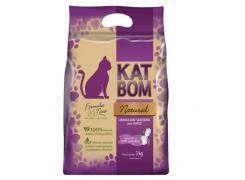 Granulado Sanitário Natural Katbom 3kg