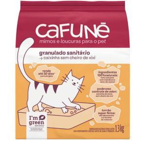 Granulado Sanitário para Gatos Cafuné 1,3kg