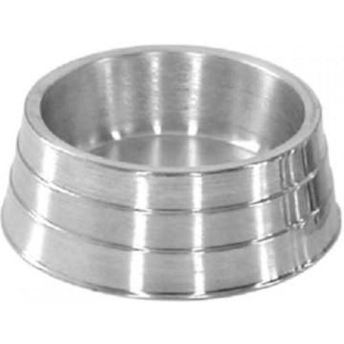 Comedouro Aluminio Pesado Mais Dog