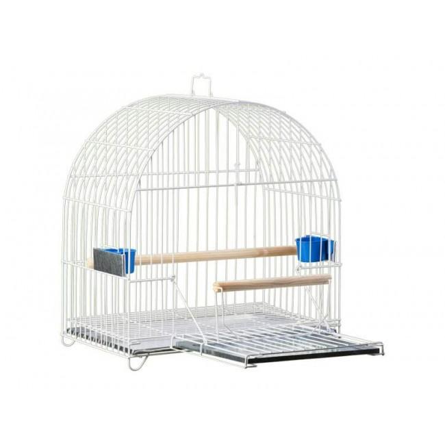 Gaiola Para Papagaio Arco Duplex Peq (P)