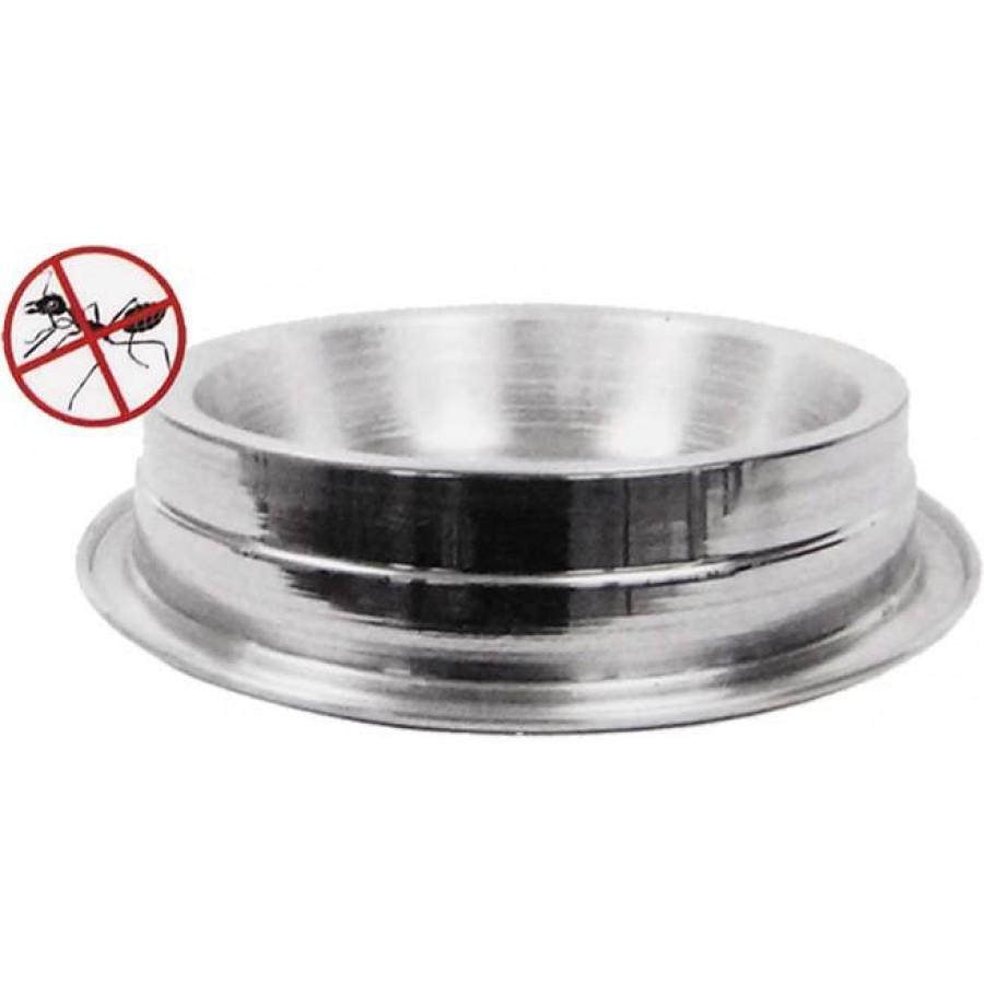 Comedouro Aluminio Pesado Anti-Formiga-M