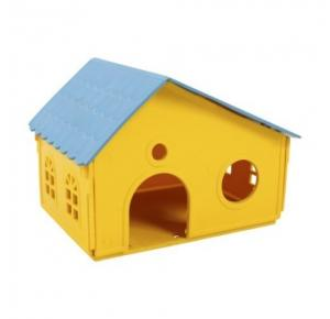 Casinha Hamster Platica  Jet Plast