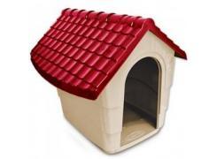 Casinha Nova House N°1 Vinho Plast Pet