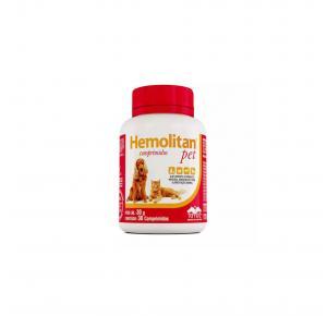 Hemolitan Pet com 30 Comprimidos Vetnil