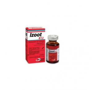 Izoot B12 Injetável Agener União 15mL