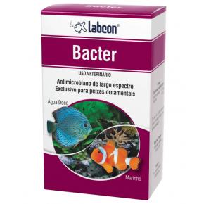 Labcon Bacter Alcon Peixes 10 cápsulas