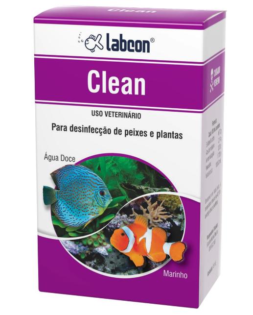 Labcon Clean Alcon Peixes