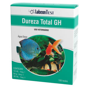 Labcon Test Dureza Total GH Alcon - 100 Testes