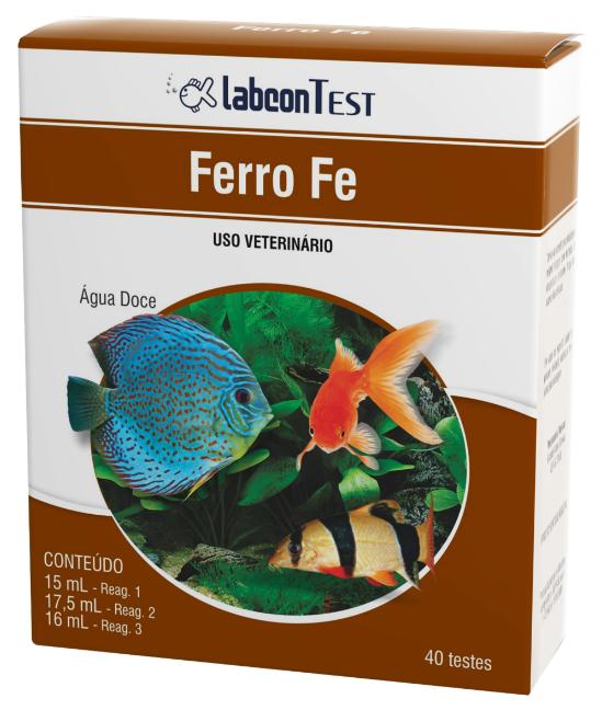 Labcon Test Ferro Fe