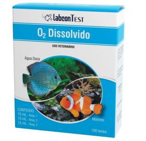 Labcon Test O2 Dissolvido - 100 testes