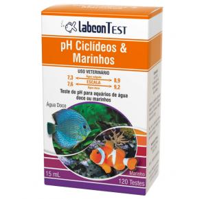 Labcon Test Ph Ciclídeos E Marinhos