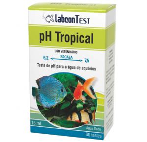 Labcon Test Ph Tropical - 60 testes