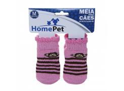 Meia Para Cães Tamanho-M Home Pet