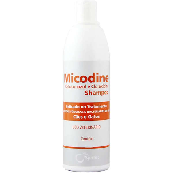 Micodine Shampoo Syntec 225ML