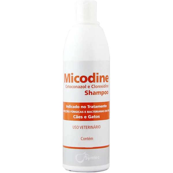 Micodine Shampoo Syntec - 500mL