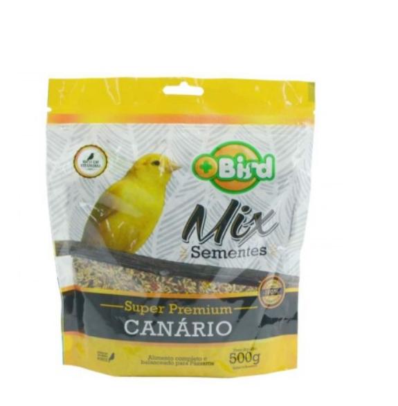 Mistura mais bird canário 500g