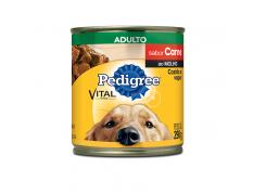 Biscoito Pedigree Biscrok Multi para Cães Adultos Raças Grandes 500g