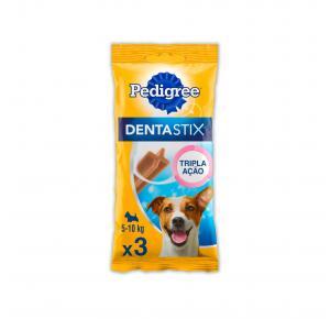 Petisco Dentastix Cuidado Oral Para Cães Adultos Raças Pequenas 45g Pedigree