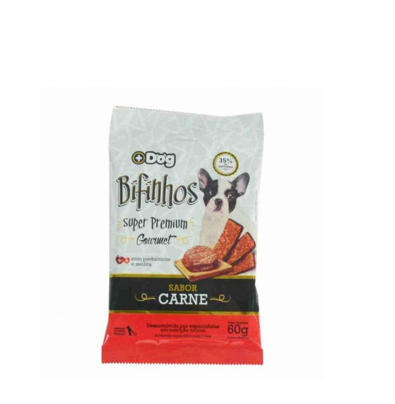 Petisco Mais Dog Bifinho de Carne - 60g
