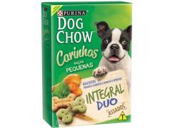 Petisco Nestlé Purina Dog Chow Carinhos Integral Duo para Cães Adultos Raças Pequenas 500g