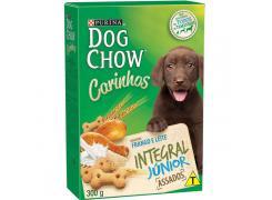 Petisco Nestlé Purina Dog Chow Carinhos Integral Júnior Frango para Cães Filhotes - 300 g