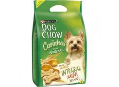 Petisco Nestlé Purina Dog Chow Carinhos Integral Mini Frango para Cães Adultos Raças Pequenas 500g