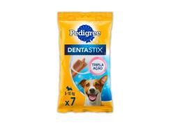 Petisco Pedigree Dentastix Cuidado Oral Para Cães Adultos Raças Pequenas 110g
