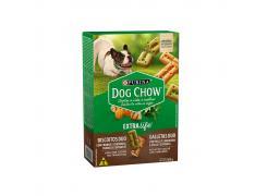 Petisco Purina Dog Chow Carinhos Integral Duo para Cães Adultos Raças Pequenas 500g Nestlé
